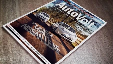 AutoVolt Magazine Jan-Feb 2015 front cover - PHOTO: Jonathan Musk