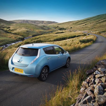 Take your EV on holiday