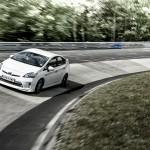 Prius Plug-in TRD Nürburgring