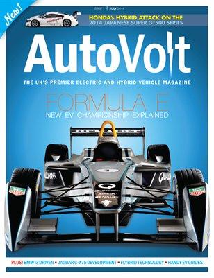 AutoVolt Magazine Issue 1, July 2014