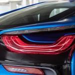 BMW i8 launch