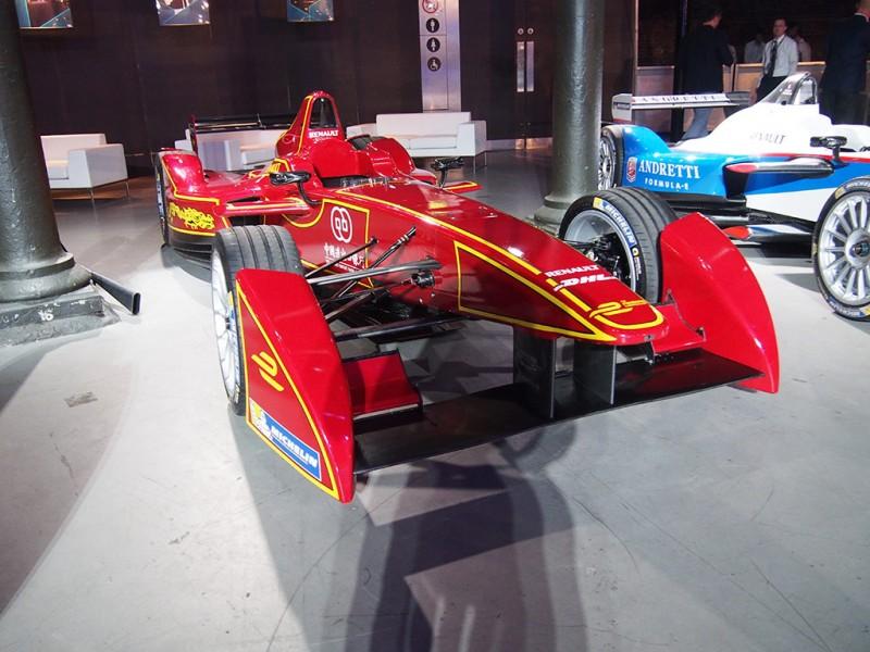 China Racing Formula E