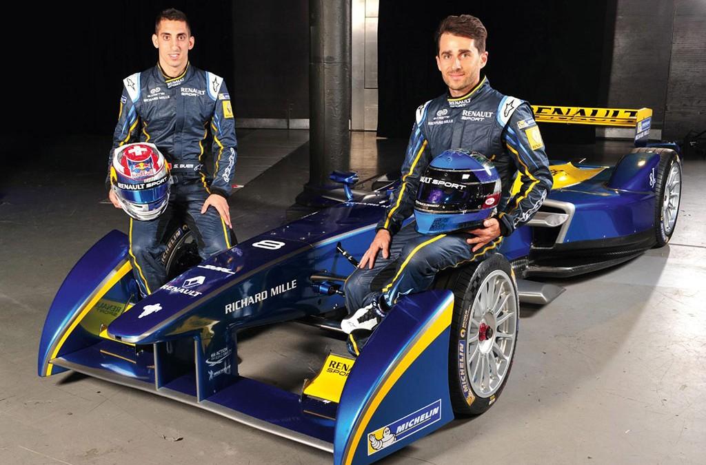 e.dams Renault