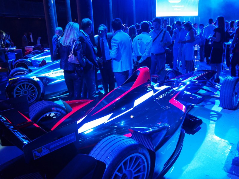 Venturi - FIA Formula E Global Launch Event - PHOTO: Jonathan Musk