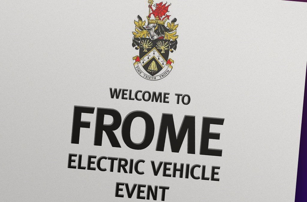 Electric Vehicle Event at Frome
