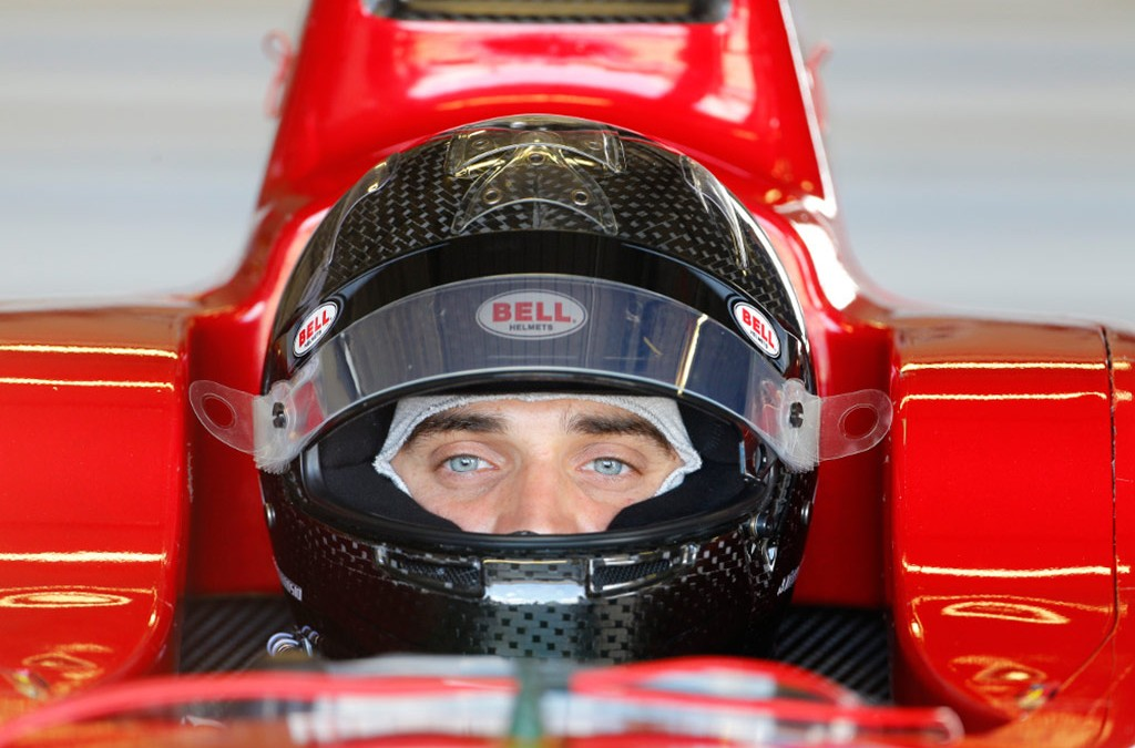 Jerome d'Ambrosio Signed by Dragon Racing NOT China Racing Formula E Team