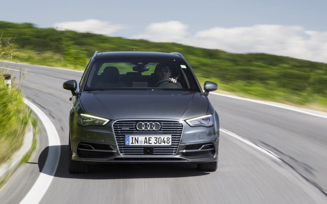 A3 Becomes First Hybrid for Audi
