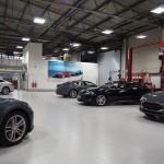 Tesla West London Service Centre