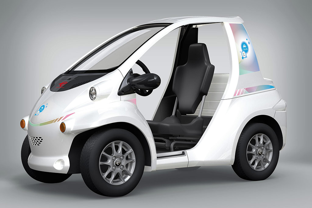 toyota i road ev to be put to the test in grenoble trial autovolt magazine. Black Bedroom Furniture Sets. Home Design Ideas