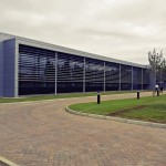 WAE 11 July 2014 - new facility for Williams Advanced Engineering - PHOTO: Jonathan Musk
