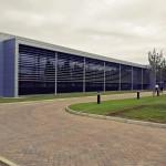 WAE 11 July 2014 - new facility for Williams Advanced Engineering - PHOTO: Jonathan Musk