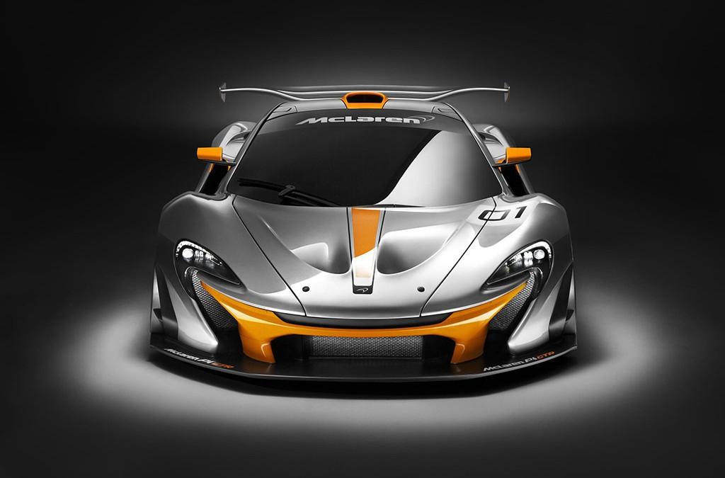 McLaren Unveil P1 GTR Design Concept