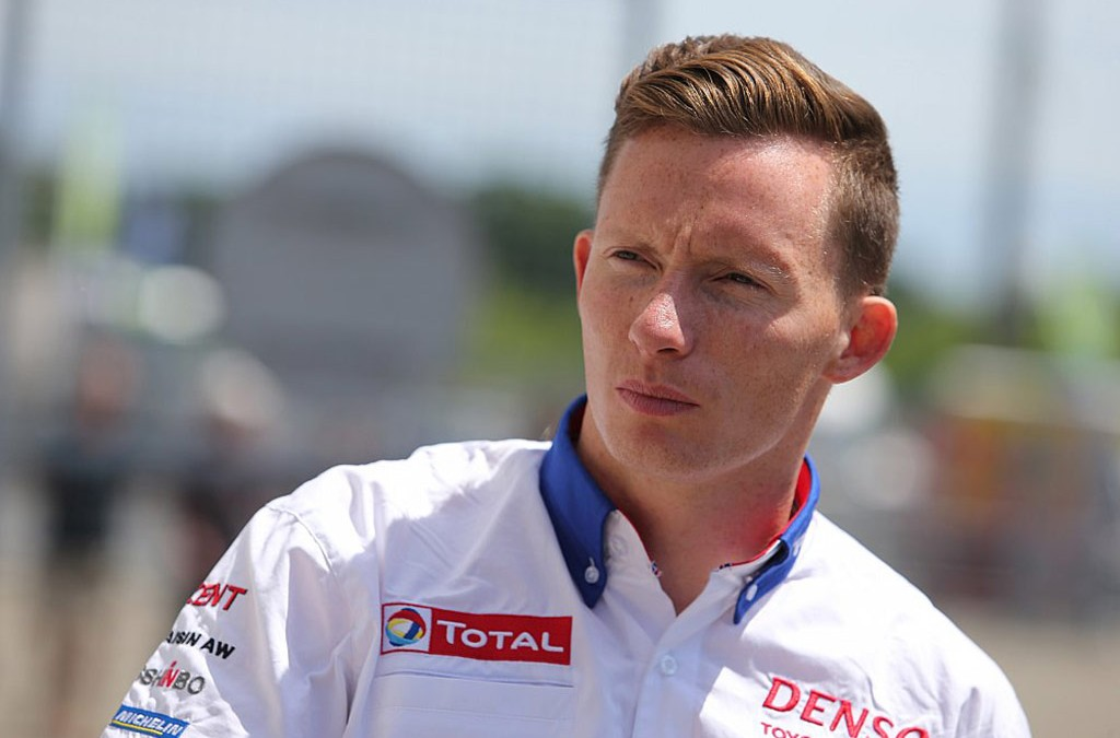 Mike Conway to Drive for Toyota Racing Hybrid Team