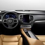 Volvo XC90 - interior detail