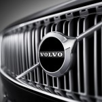 Volvo XC90 - grill