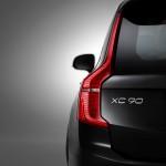 Volvo XC90 - tail lights