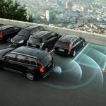 Volvo XC90 - reverse parking