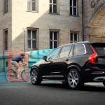 Volvo XC90 - safety sensors
