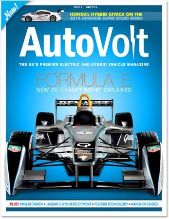 AutoVolt July 2014 Cover
