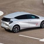 Renault EOLAB Hybrid concept