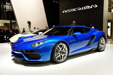 Lamborghini Asterion hybrid