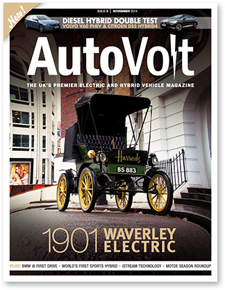 New AutoVolt Magazine digital and print on demand issue 3 available NOW!