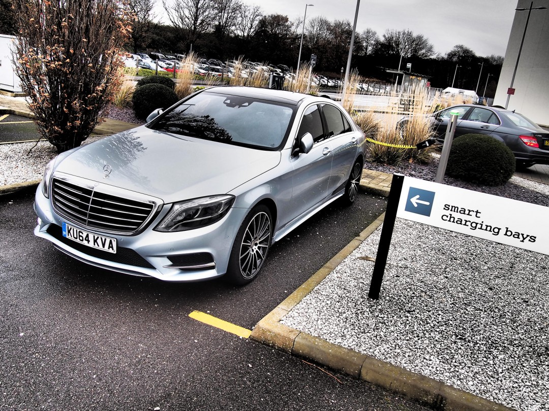 REVIEW: 2015 Mercedes-Benz S500 Plug-in Hybrid