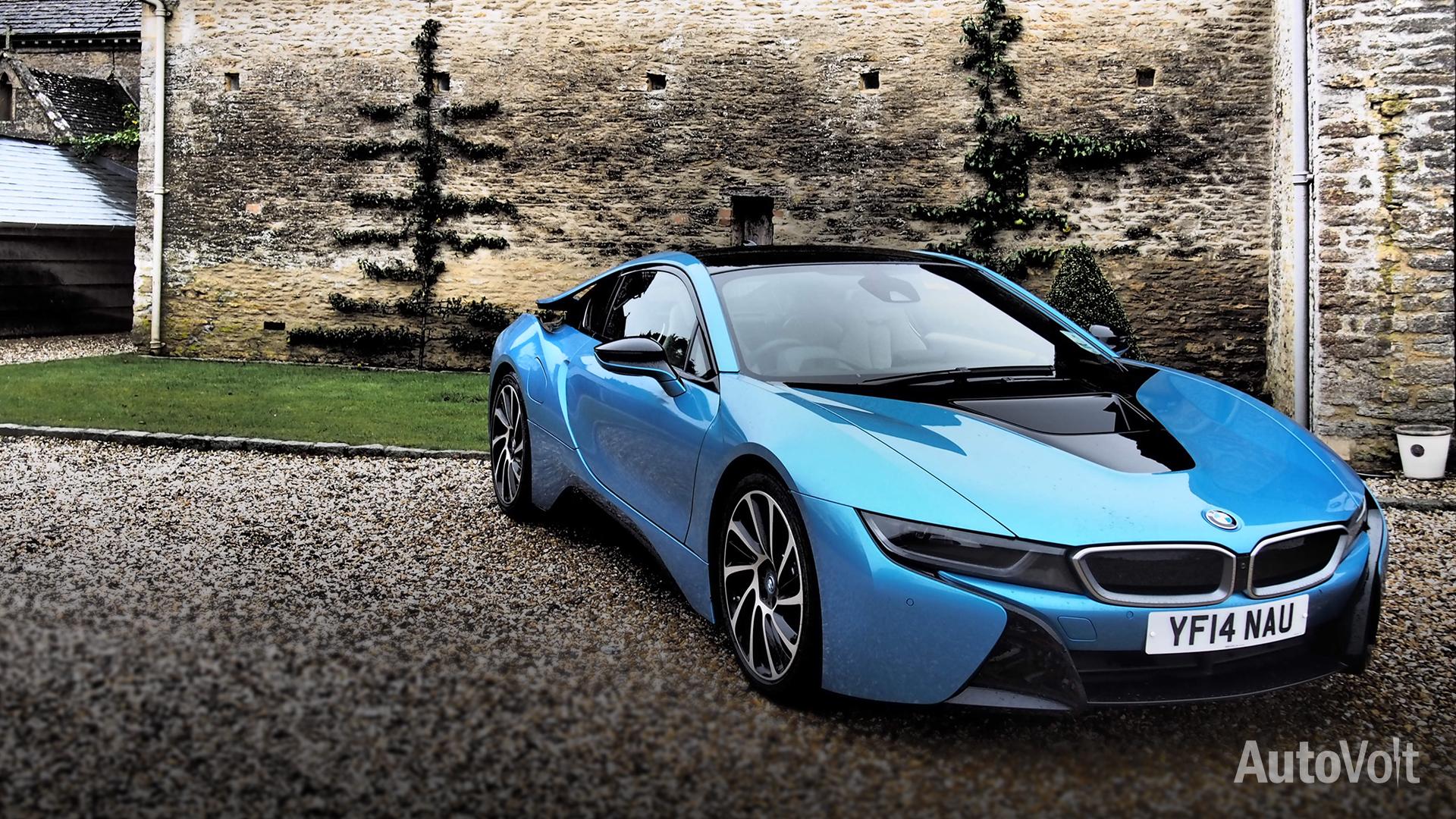 BMW i8 Photo