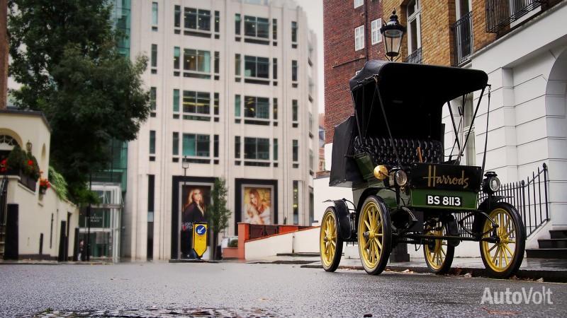 Harrods Pope Waverley - AutoVolt - PHOTO: Jonathan Musk