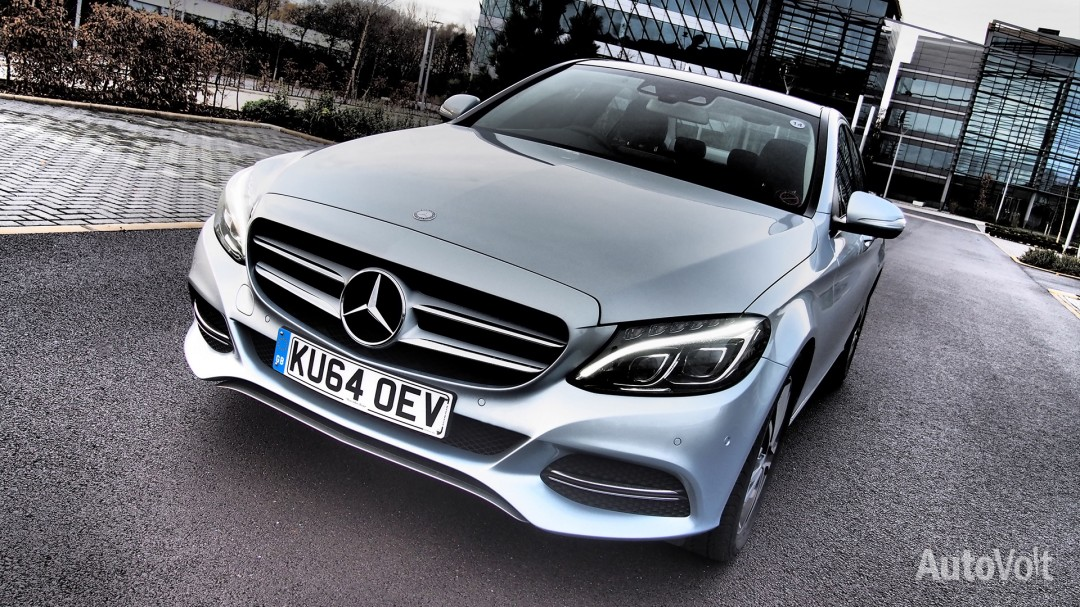 Mercedes C300 BlueTEC Hybrid Sport Photo