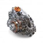 2016 Chevrolet Volt - Voltec electric motors in situ