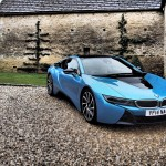 BMW i8 - PHOTO: Jonathan Musk