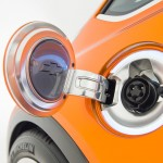 2015 Chevrolet Bolt EV Concept charge port