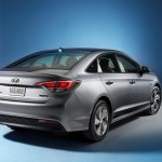 Hyundai Sonata Plug-in Hybrid Electric Vehicle PHEV