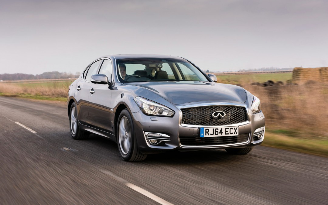 Infiniti Reveal Pricing for New Q70 Hybrid
