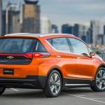 2015 Chevrolet Bolt EV Concept exterior
