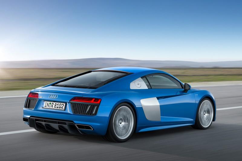 All New Audi R8 V10