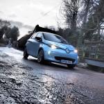 Renault Zoe - #ChallenegeZOE - PHOTO: Jonathan Musk