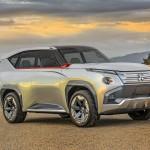 Mitsubishi Concept GC PHEV