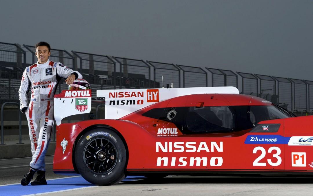 Lucas Ordóñez and Jann Mardenborough to race the Nissan GT-R LM NISMO