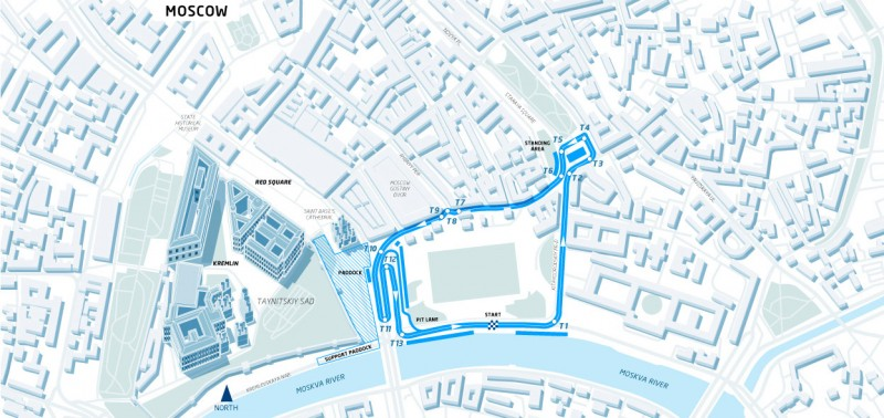 Moscow circuit
