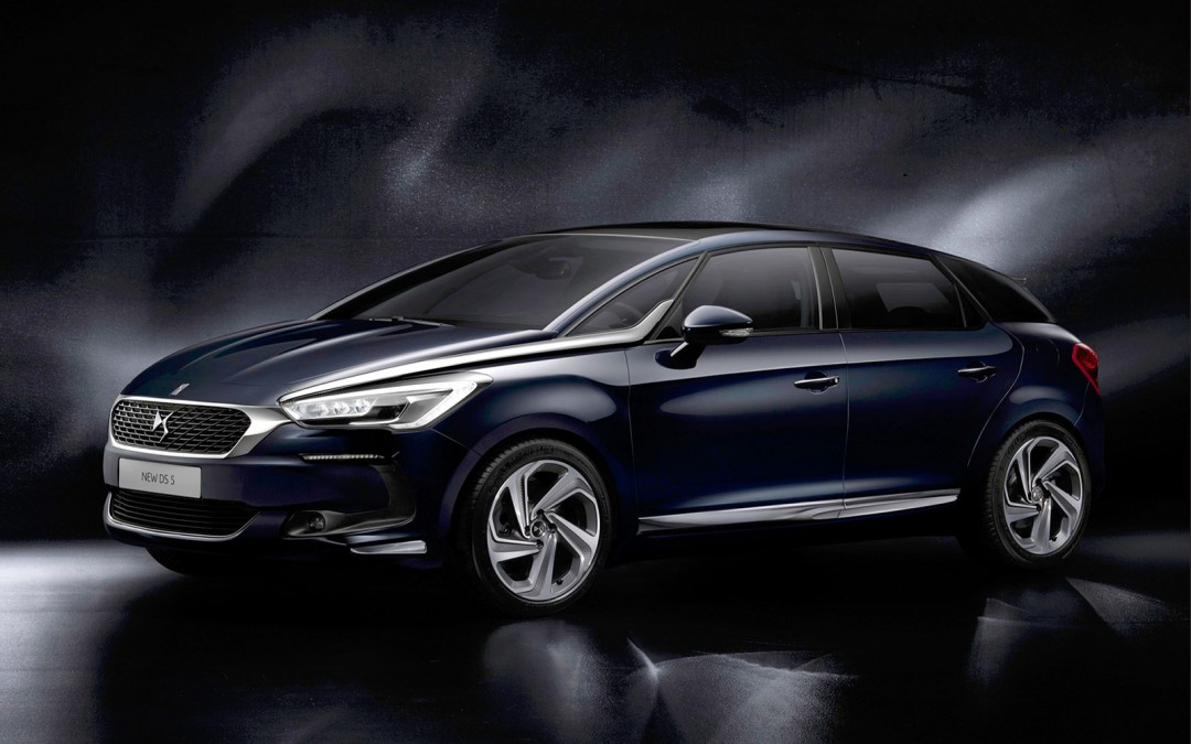 Citroen DS5 Receives a Refreshing New Look