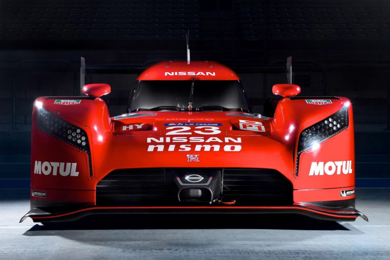 Nissan GT-R LM NISMO 2015