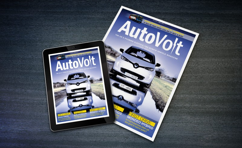 AutoVolt Mar-Apr 2015 magazine cover - PHOTO: Jonathan Musk