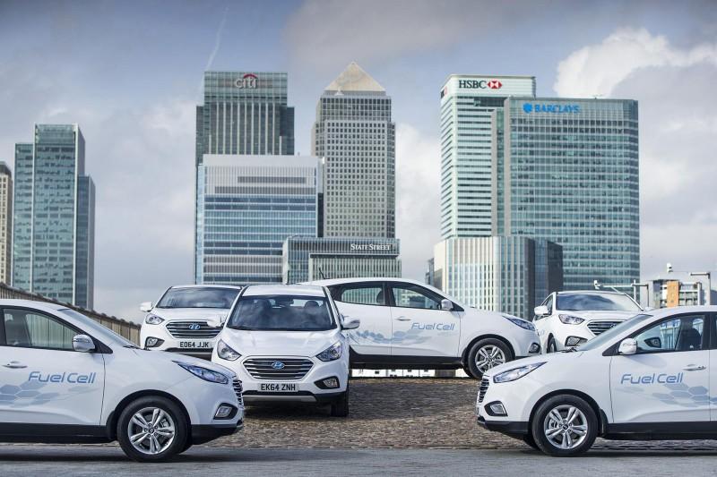 Hyundai iX35 Fuel Cell FCV