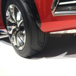 Mitsubishi Concept XR-PHEV - Falken concept SUV tyre