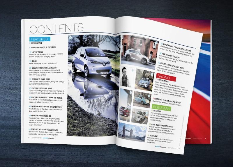 Mar-Apr 2015 Magazine Contents