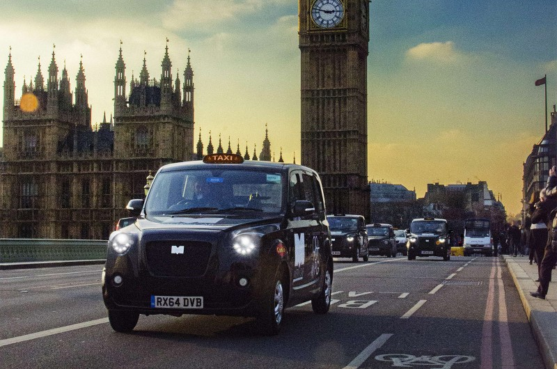 Metrocab in London