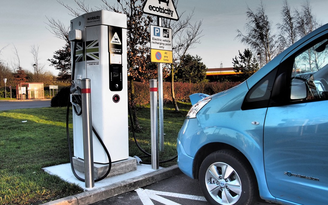 Updates to Ecotricity's Electric Highway