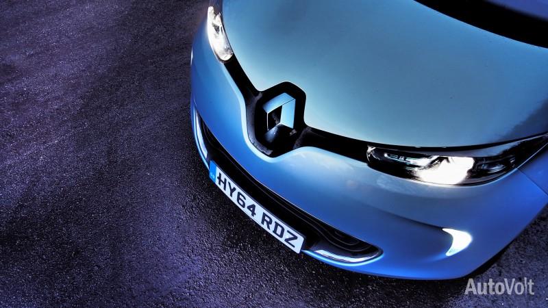 Renault ZOE - AutoVolt PHOTO: Jonathan Musk